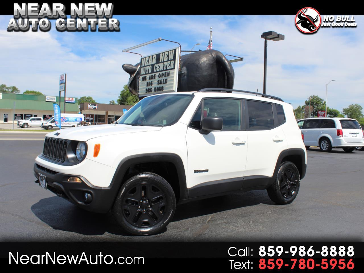 Jeep Renegade Upland Edition 4x4 2018