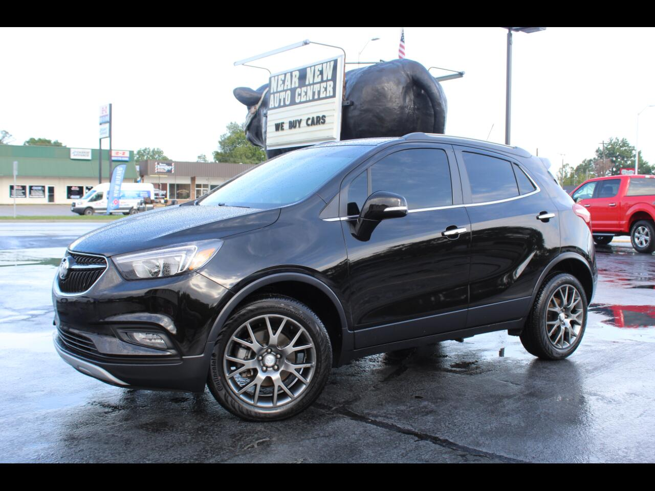 Buick Encore AWD 4dr Sport Touring 2018