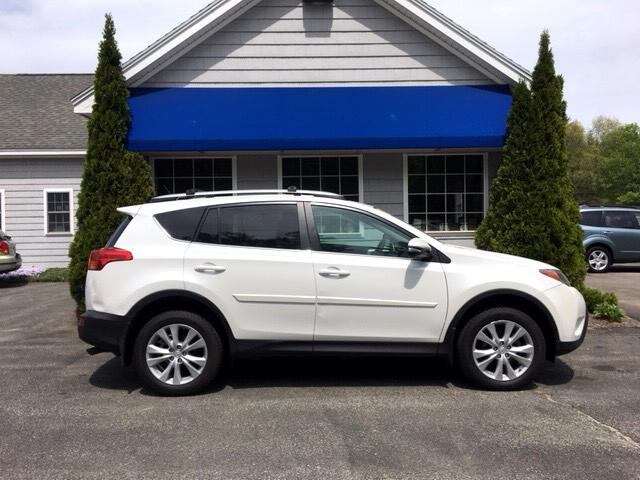 2013 Toyota RAV4 Limited AWD