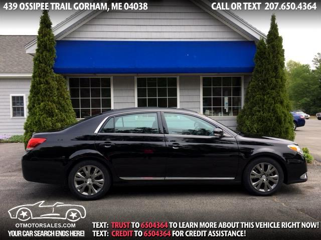 2012 Toyota Avalon 4dr Sdn Limited (Natl)