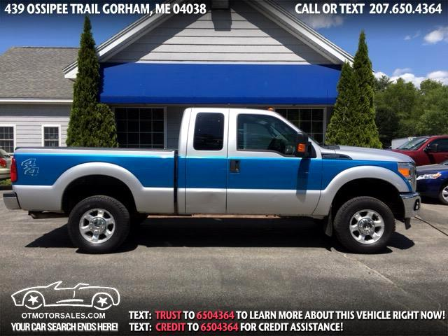 2013 Ford F-350 SD XLT SuperCab 4WD