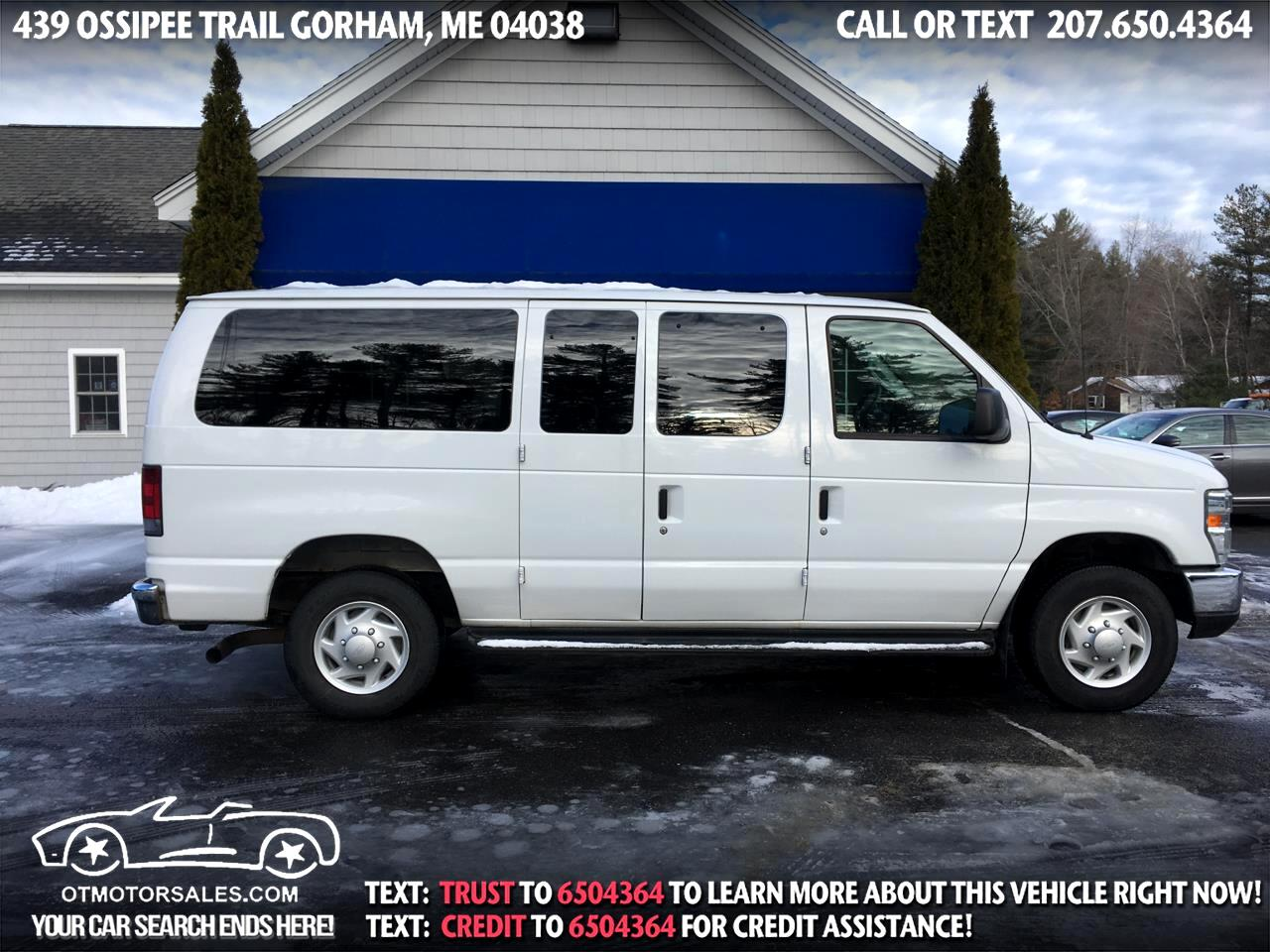 2008 Ford Econoline Wagon E-350 Super Duty XLT