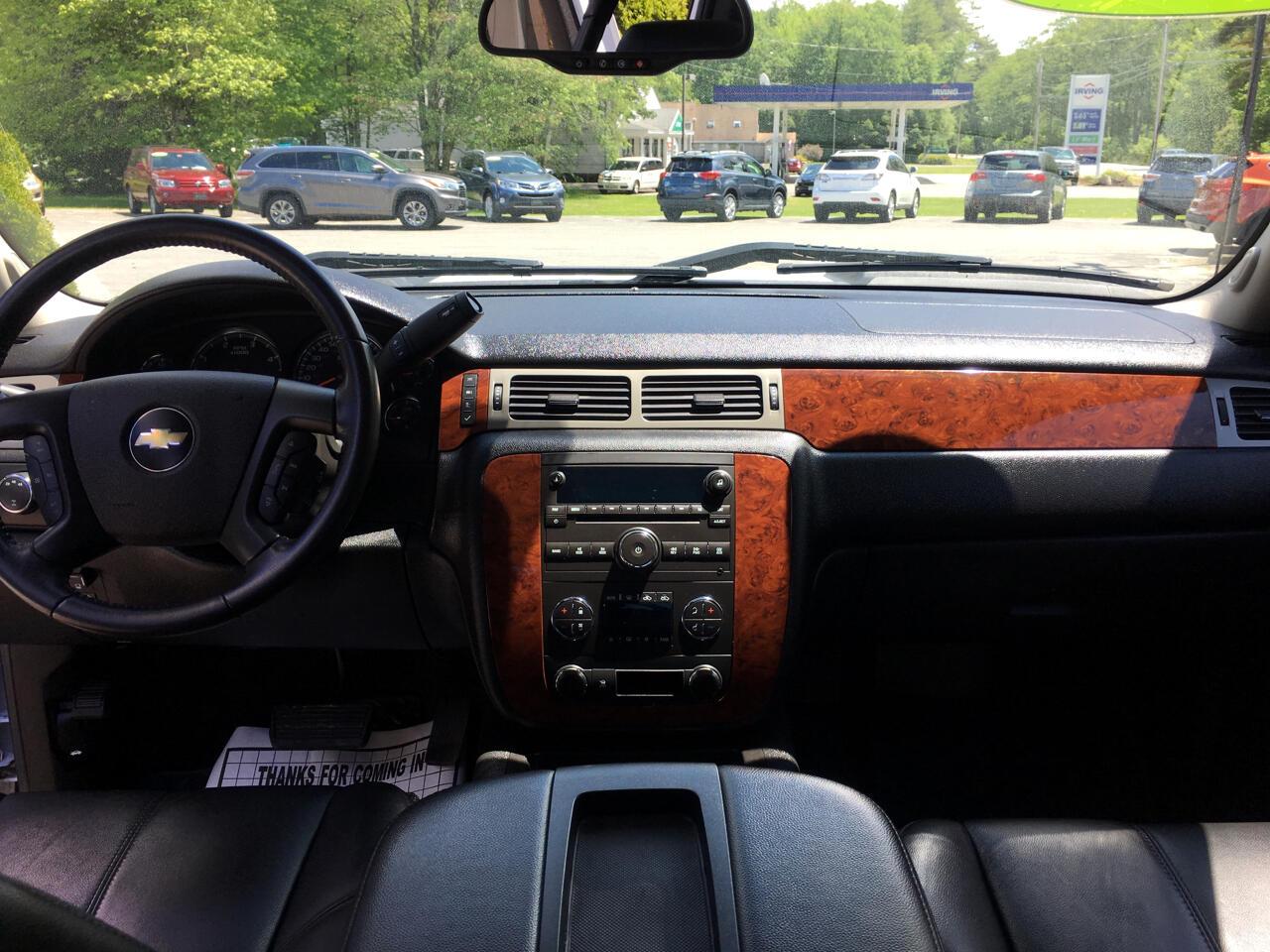 2009 Chevrolet Silverado 2500HD 4WD Ext Cab 143.5