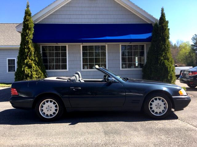 1997 Mercedes-Benz SL-Class SL320 40th Anniv. Roadster