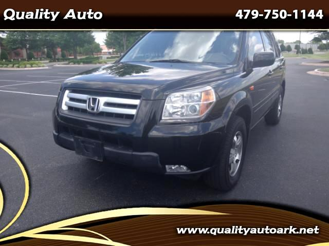 2008 Honda Pilot EX w/ Leather and DVD