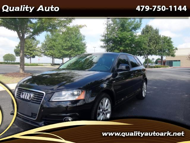 2010 Audi A3 2.0T with S tronic