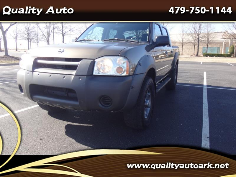2002 Nissan Frontier XE-V6 Crew Cab 2WD