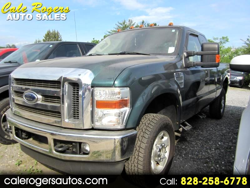 2010 Ford F-250 SD XL SuperCab Long Bed 4WD
