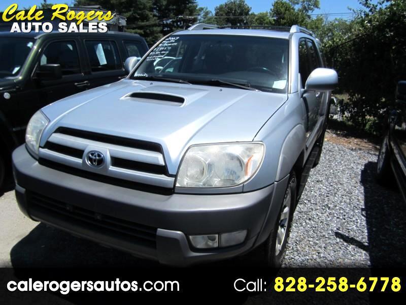 Toyota 4Runner SR5 4WD 2003
