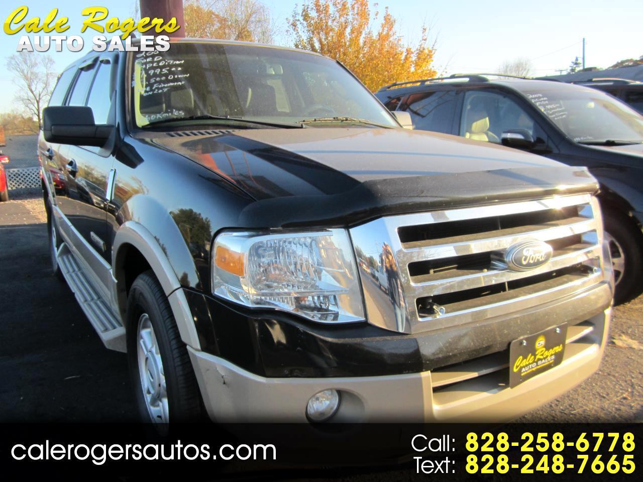 2007 Ford Expedition Eddie Bauer 2WD