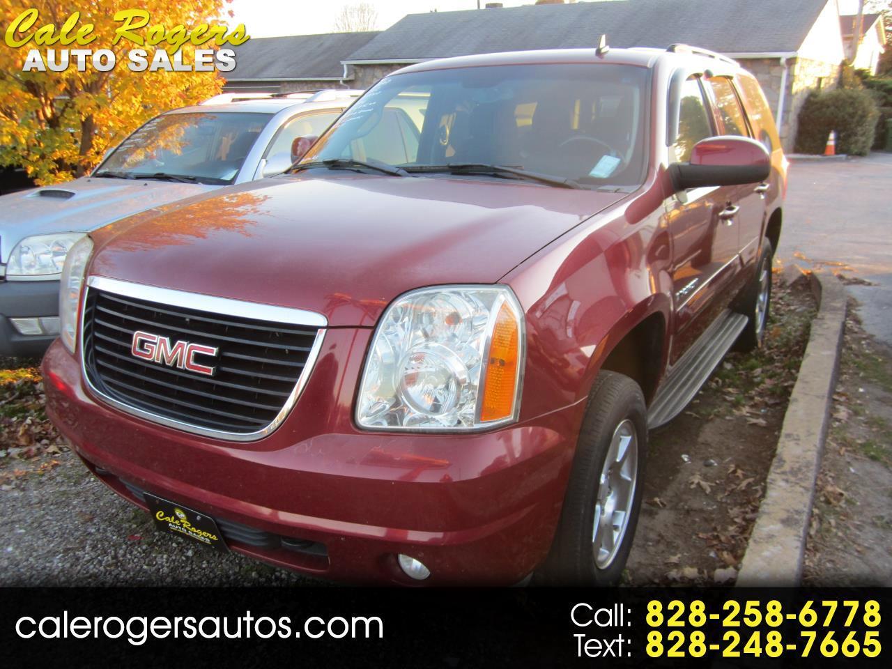 GMC Yukon SLT-2 4WD 2007