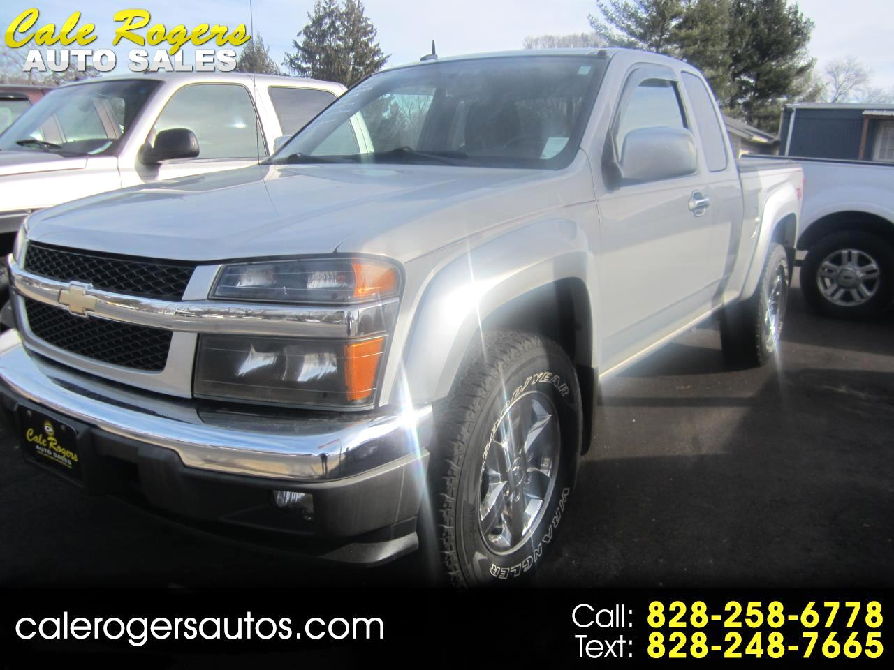 2011 Chevrolet Colorado 2LT Ext. Cab 4WD