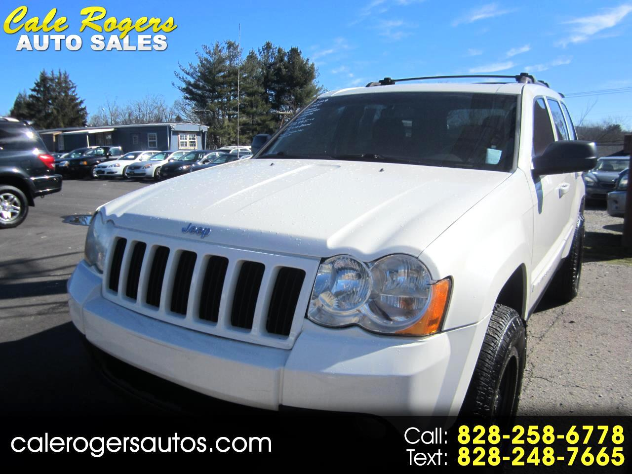 Jeep Grand Cherokee Laredo 4WD 2009