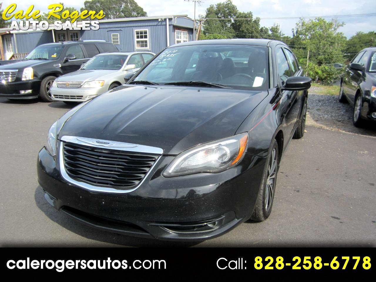 Chrysler 200 S 2011