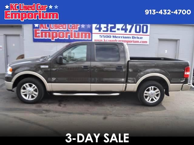 2007 Ford F-150 Lariat Super Crew