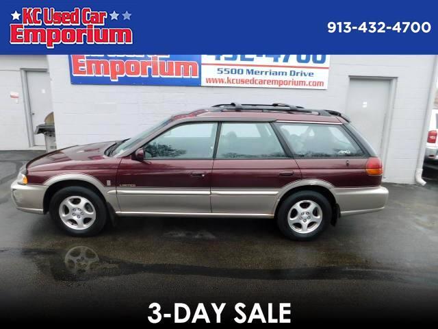1999 Subaru Legacy Wagon Outback Limited 30th Anniv. Edition