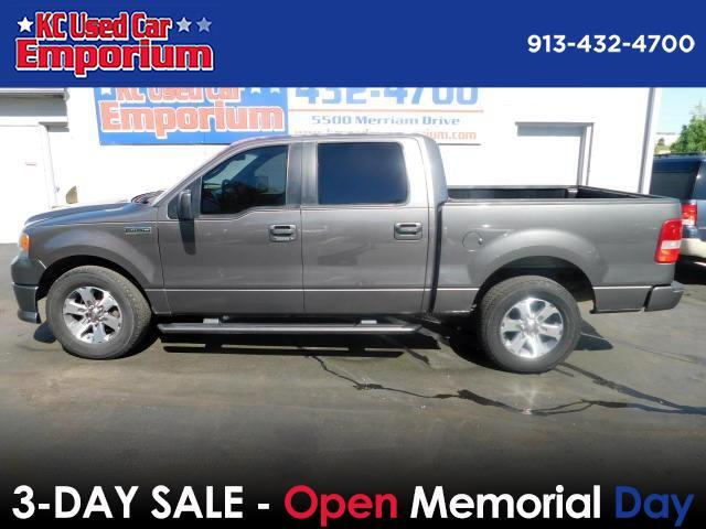 2008 Ford F-150 Lariat Super Cab