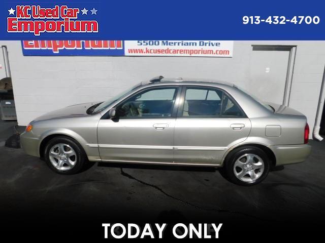 Kc Used Car Emporium Kansas City Ks: Used 2002 Mazda Protege DX For Sale In Kansas City KS
