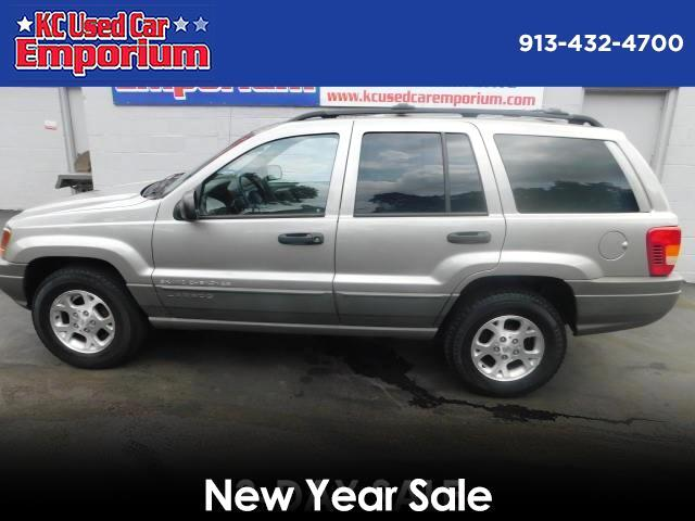 2000 Jeep Grand Cherokee 4dr Laredo