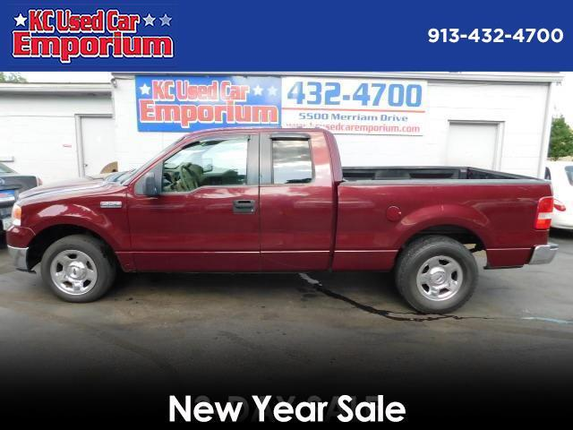 2006 Ford F-150 Super Cab