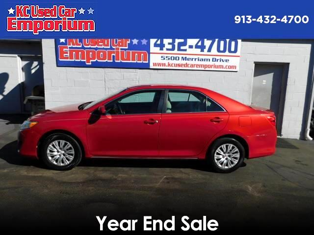 2013 Toyota Camry XLE