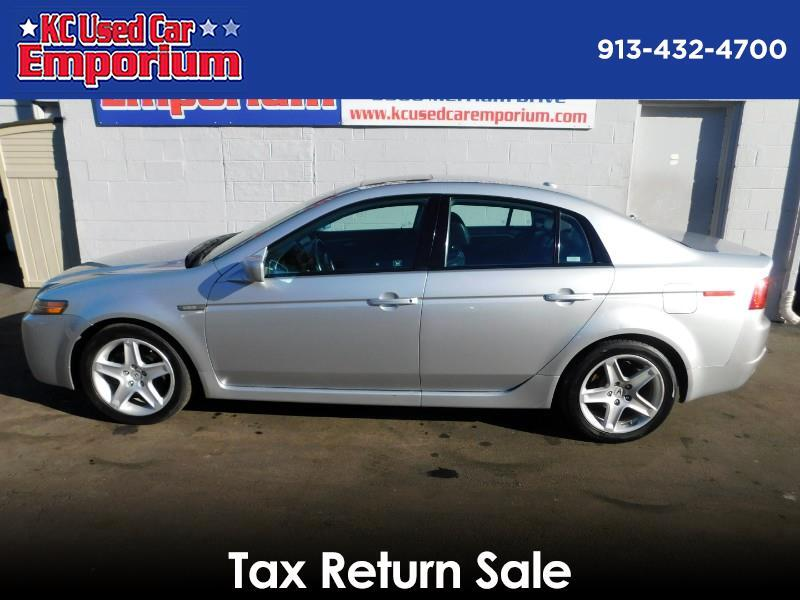 Kc Used Car Emporium Kansas City Ks: Used 2006 Acura TL Automatic For Sale In Kansas City KS