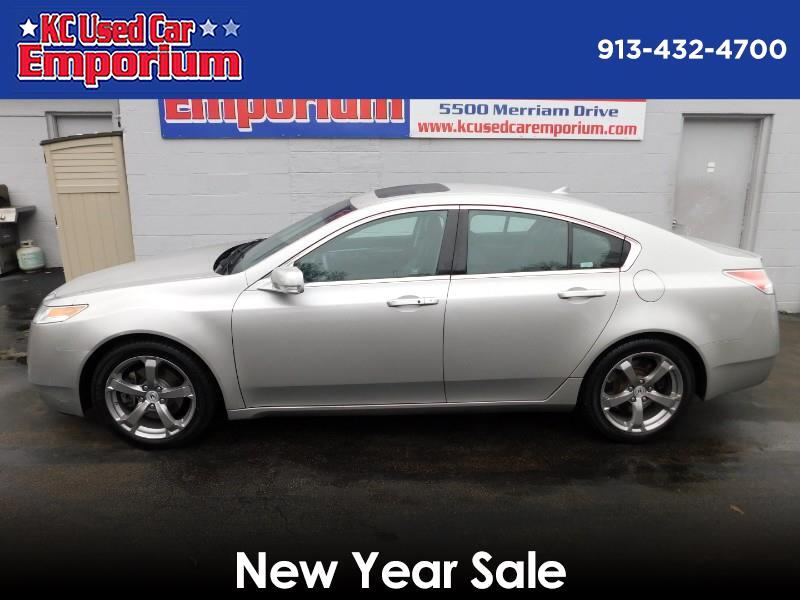 2009 Acura TL SH-AWD with Tech Package