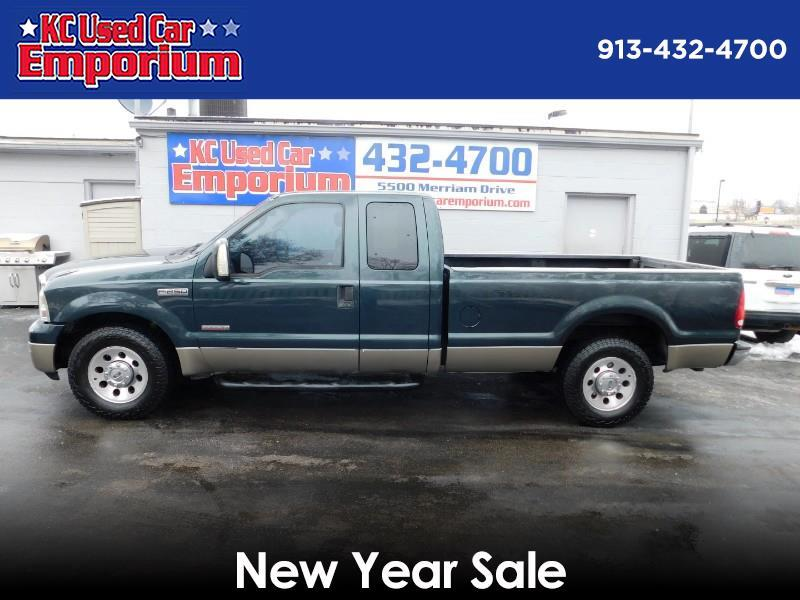 2007 Ford F-250 SD Lariat Super Cab Power stroke Diesel