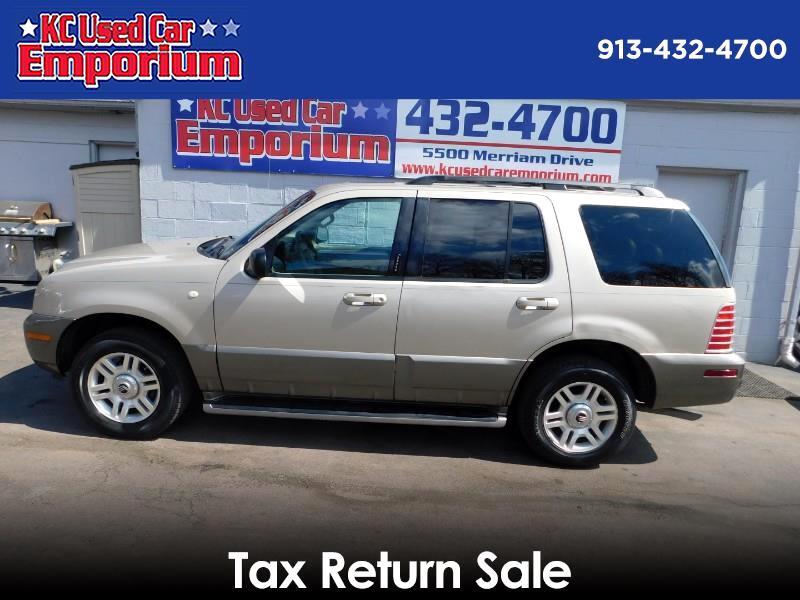 2004 Mercury Mountaineer Convenience 4.0L AWD