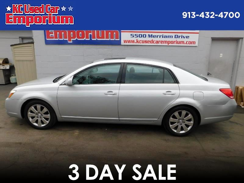 Toyota Avalon 4dr Sdn Limited (Natl) 2007