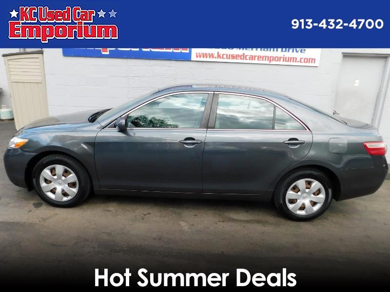 2007 Toyota Camry CE AUTOMATIC