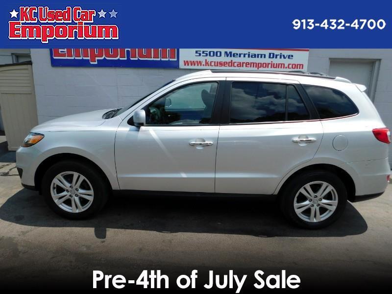 2011 Hyundai Santa Fe Limited 3.5 FWD