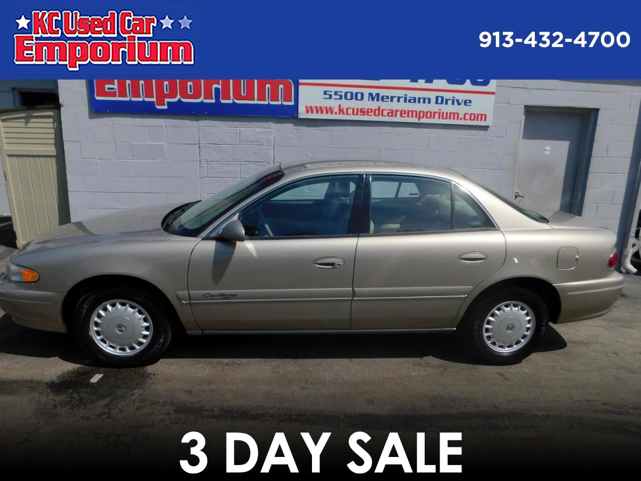 2000 Buick Century 4dr Sdn Limited