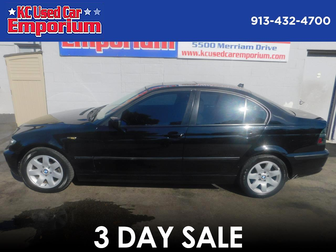 2005 BMW 3 Series 325xi 4dr Sdn AWD