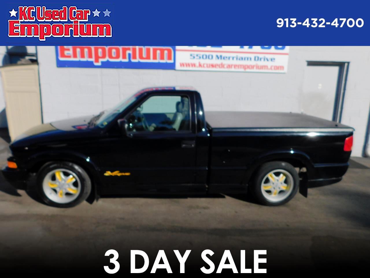 """1999 Chevrolet S-10 Reg Cab 108"""" WB LS Xtreme"""