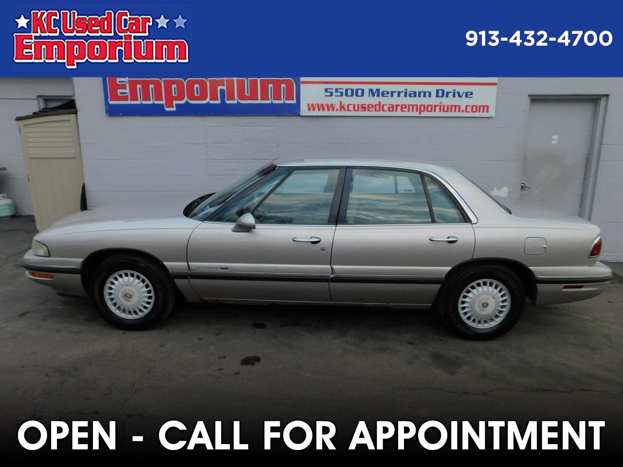 Buick LeSabre 4dr Sdn Custom 1997