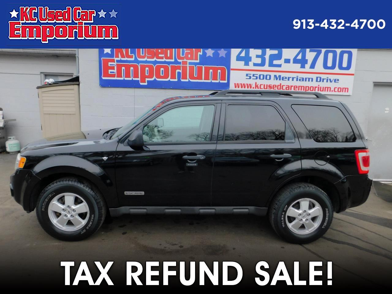 Ford Escape FWD 4dr V6 Auto XLT 2008