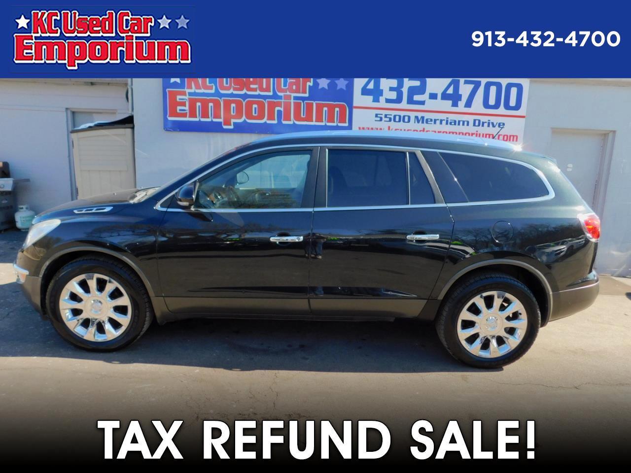 Buick Enclave AWD 4dr CXL-2 2011