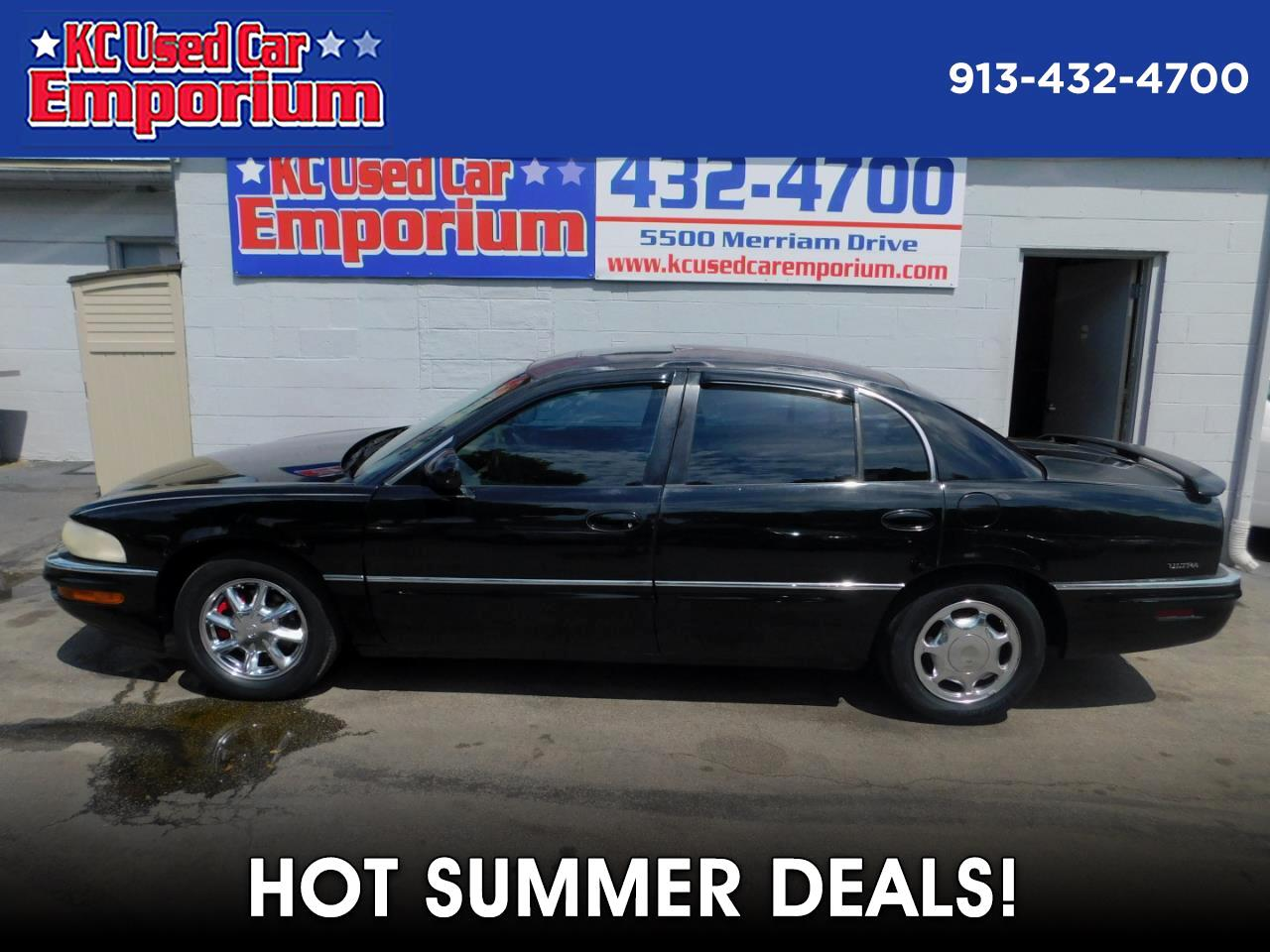 Buick Park Avenue 4dr Sdn Ultra 1997