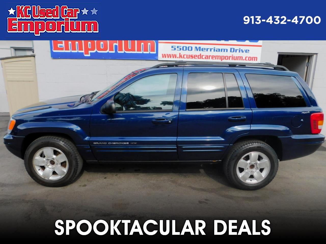 Jeep Grand Cherokee 4dr Limited 4WD 2001