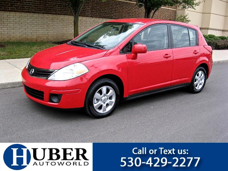 2012 Nissan Versa Special Edition