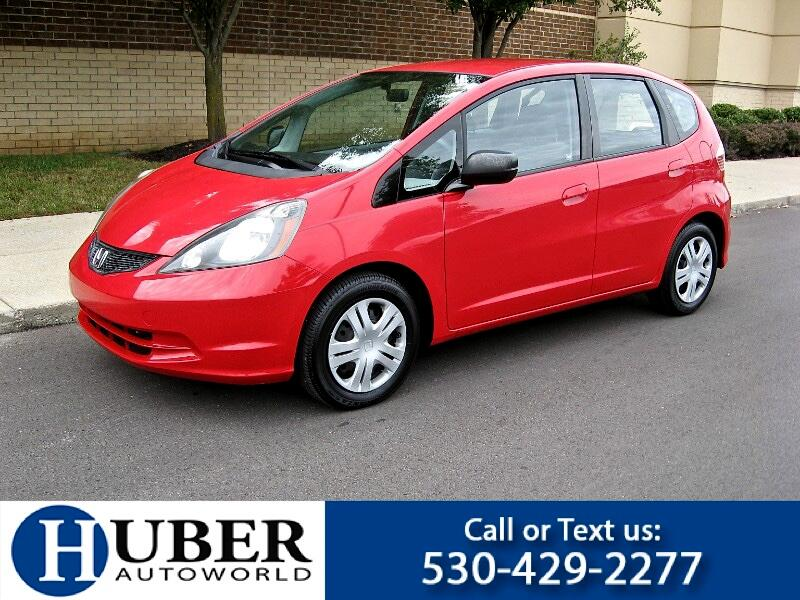 2011 Honda Fit 5 DR Hatchback