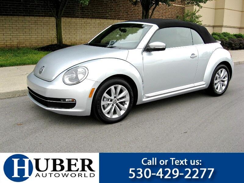 2013 Volkswagen Beetle 2.0L TDI Convertible