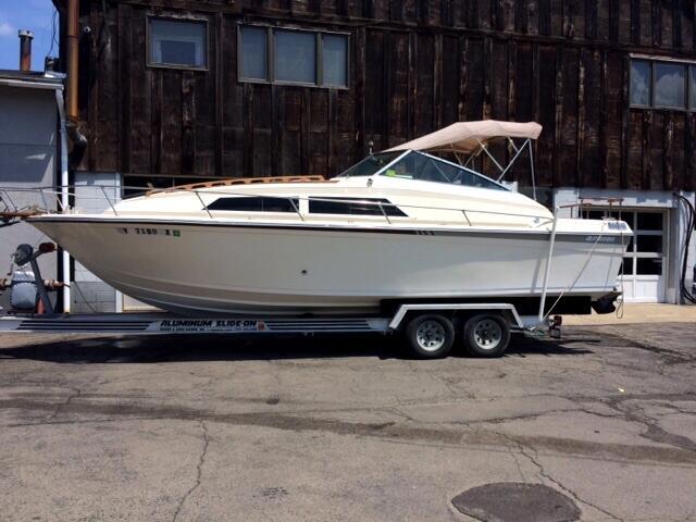 1987 Boat Custom