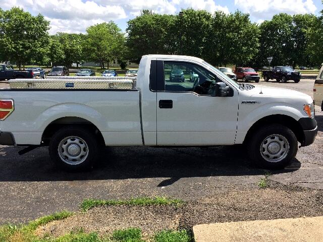 2012 Ford F-150 XL 6.5-ft. Bed 2WD