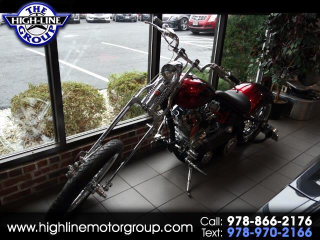 2013 Custom Motorcycle Chopper SOFTAIL