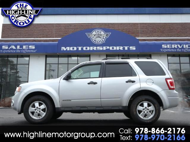 2008 Ford Escape XLT 4WD I4