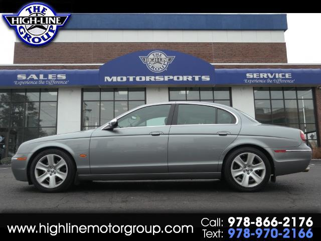 2008 Jaguar S-Type 4.2