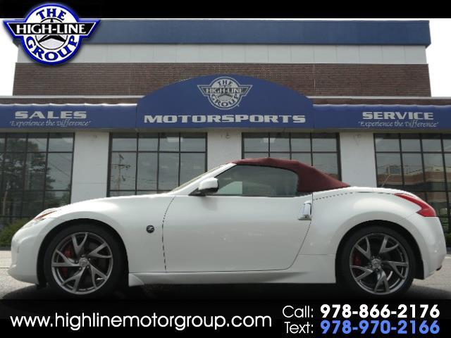 2014 Nissan Z 370Z Roadster Touring 6MT