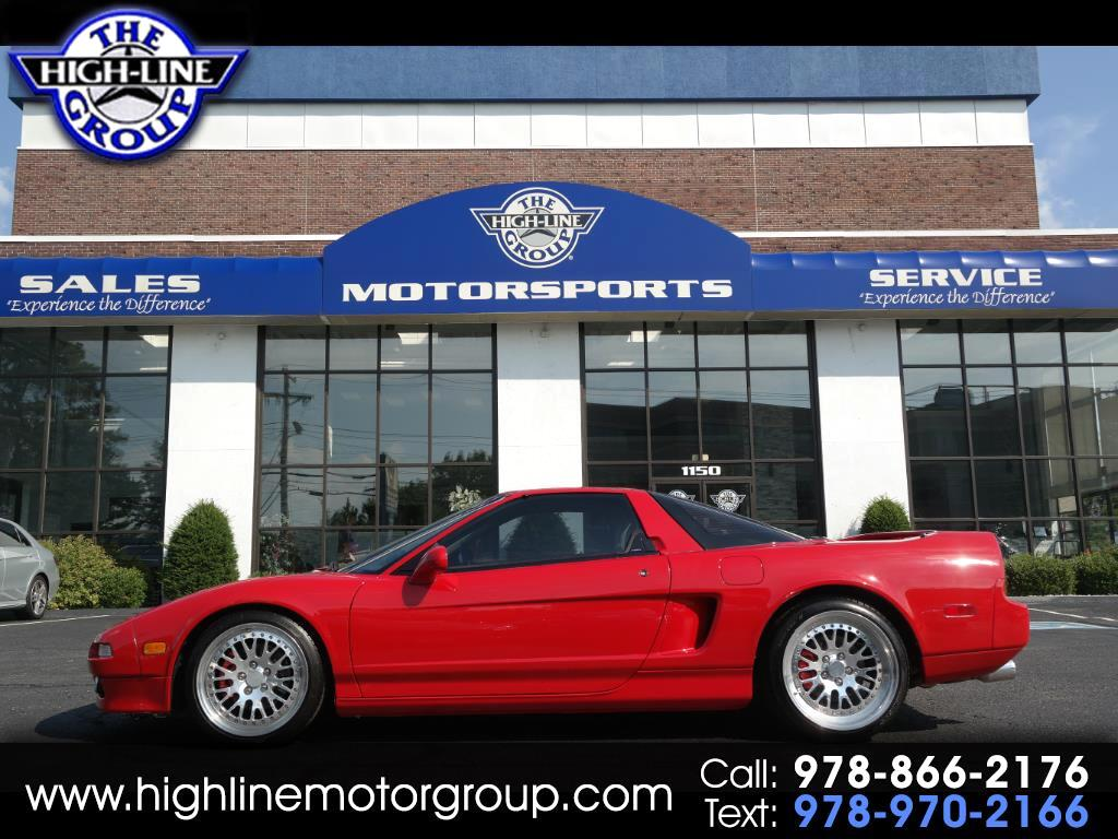1991 Acura NSX 2dr Coupe Sport Auto